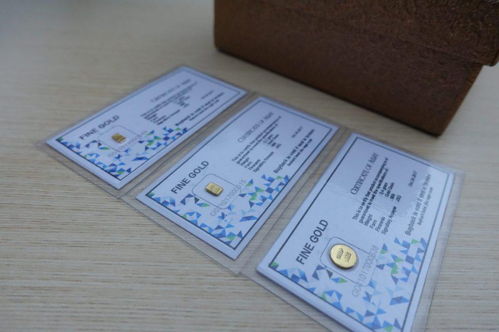 Paket Emas Mini Jabodetabek Dan Bandung Emas Mini