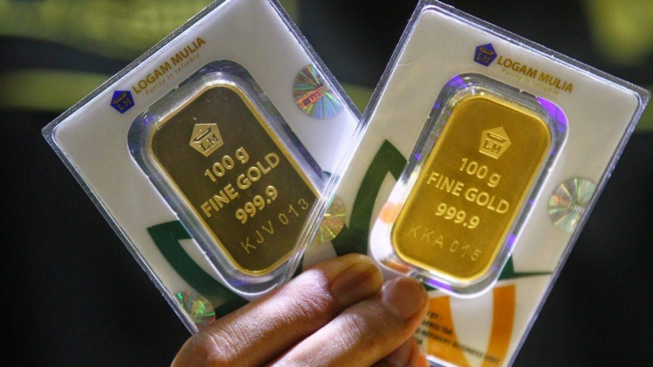 5 Cara Investasi Emas Batangan Antam