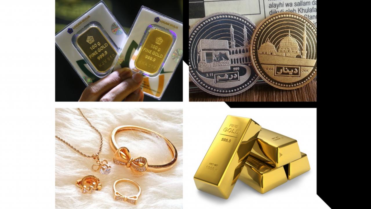 Investasi Emas Yang Harus Anda Ketahui