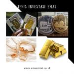 Investasi Emas yang Harus Anda Ketahui!