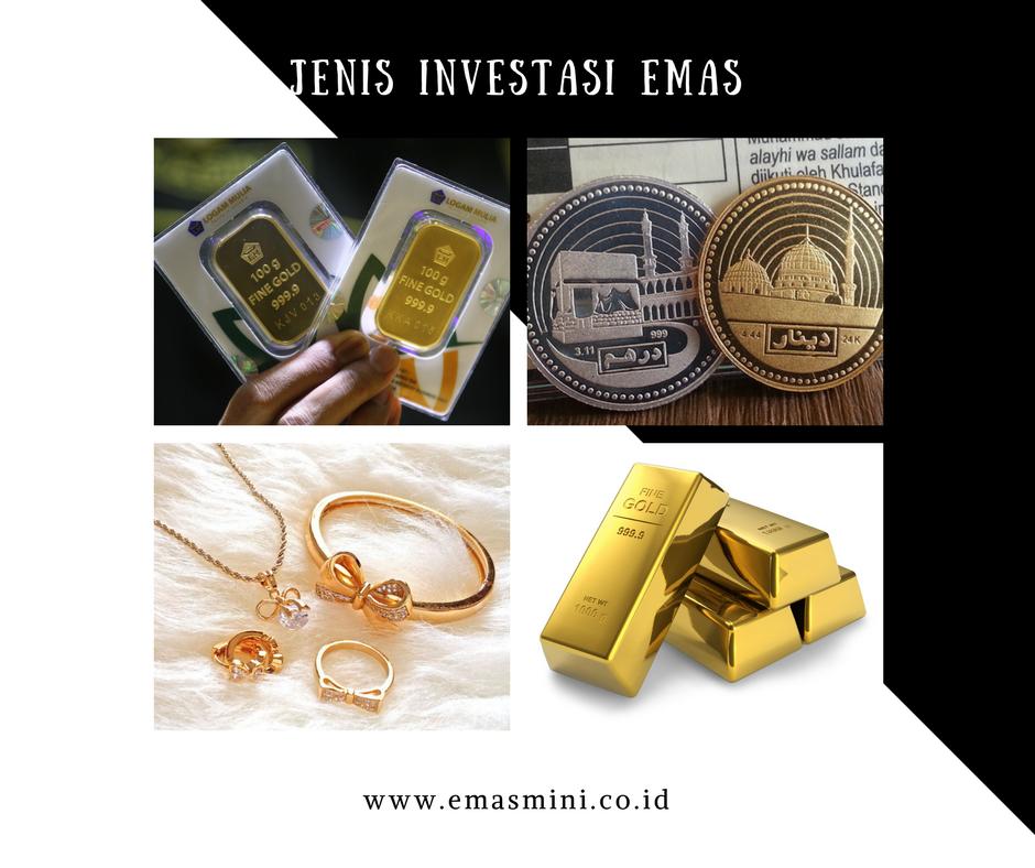 Investasi Emas Yang Harus Anda Ketahui Emas Mini