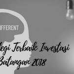 3 Strategi Terbaik Investasi Emas Batangan 2018