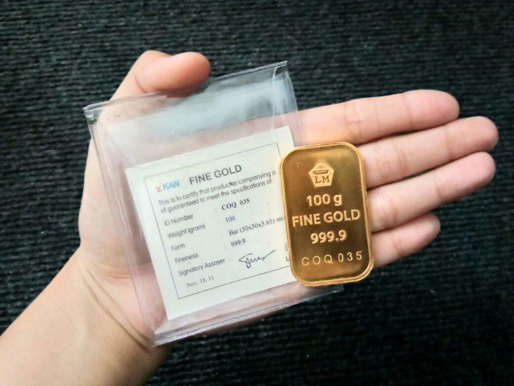 Di Sela Reli Kenaikan 2018 Harga Emas Turun Hari Ini Emas Mini